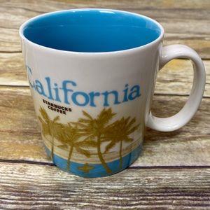 Starbucks Coffee Collector Series California 2009